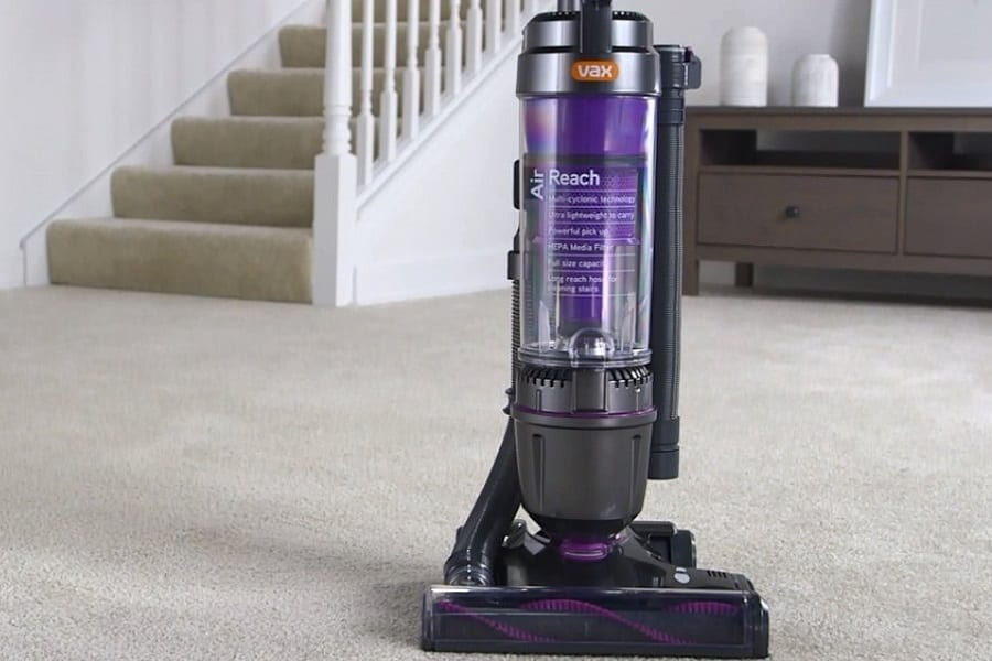 Vax U90 MA Re Review: Powerful UK Upright Vacuum Cleaner